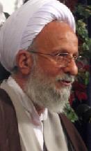 Ayatollah Mesbah Yazdi, 2005 © Peyke Iran