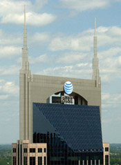 Top of the AT&T Building