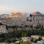 Modern Greeks Destroy 'Foundations of Justice'