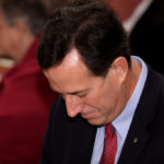 "Santorum ""Throws Up"" on Separation of Church and State"