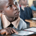 Amazon Kindle E-Reader Brings Books to the Developing World