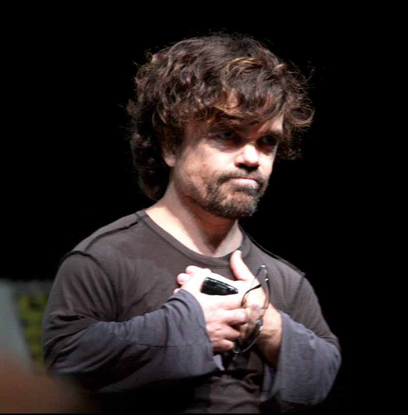 """Peter Dinklage: Peter Dinklage: """"I Hate That Word, 'Lucky'"""""""
