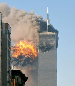9/11 522px-North_face_south_tower_after_plane_strike_9-11