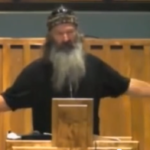 Duck Dynasty Star Invoked the Bible—That's the Problem