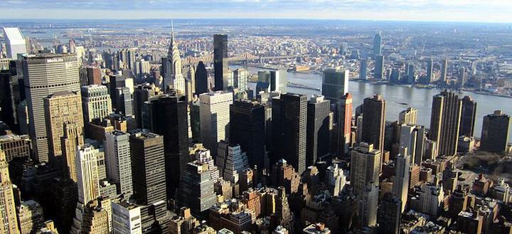 Manhattan, Wikimedia Commons