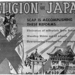 United States War Department Poster. Reproduced in William P. Woodard, The Allied Occupation of Japan and Japanese Religions 1945–1952 (Leiden: E. J. Brill, 1972), frontispiece.
