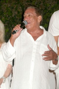Donald T. Sterling  at the Birthday Celebration for Fred Segal a