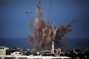 shutterstock-gaza-bomb