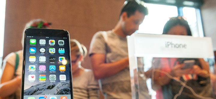 Apple closes back door on iPhone 6