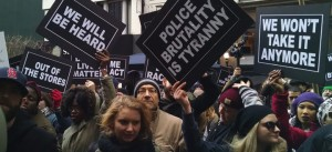 Rally to Protest Police Violence