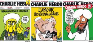 Charlie Hebdo Covers