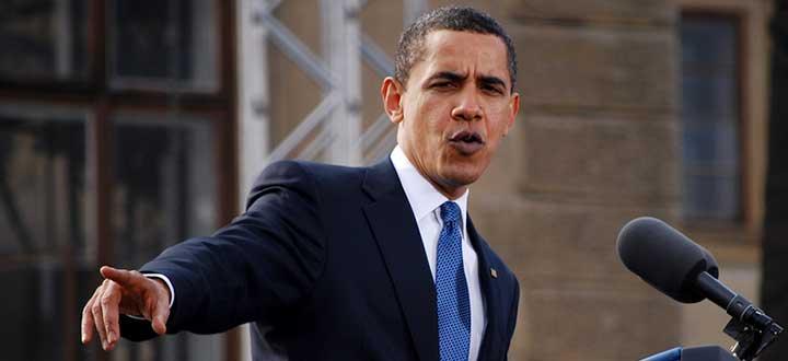 Bigstock Obama Sneer