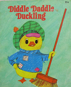 Diddle Daddle Duckling By Grace Irene Bennett