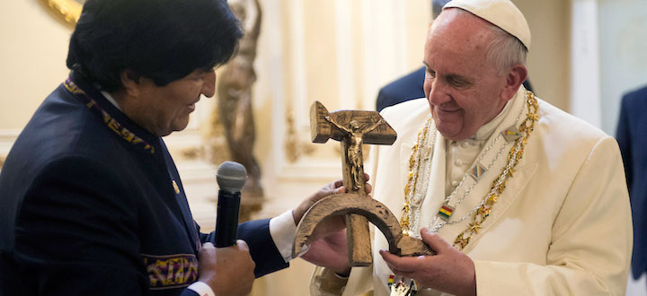 L'Osservatore Romano/Pool Photo via AP