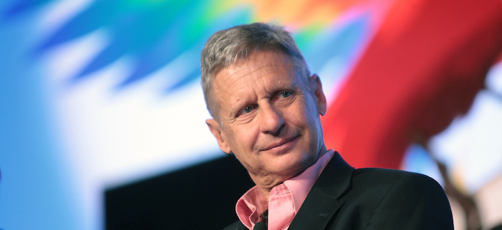 Gary Johnson: Yea or Nay