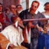 Giuseppe Bertini, <em>Galileo Galilei Showing the Doge of Venice How to Use the Telescope</em>