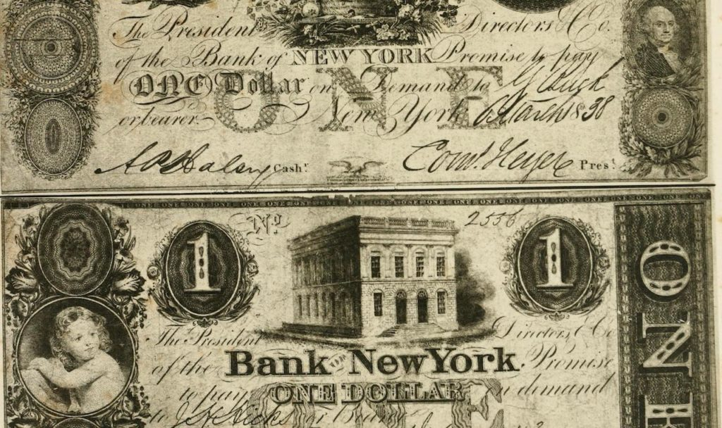 Hamiltons Bank of New York Put the City Back in Business and the