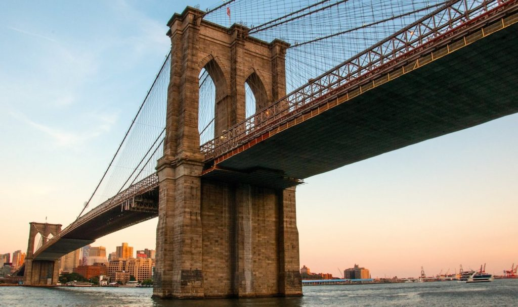 Image result for brooklyn bridge""