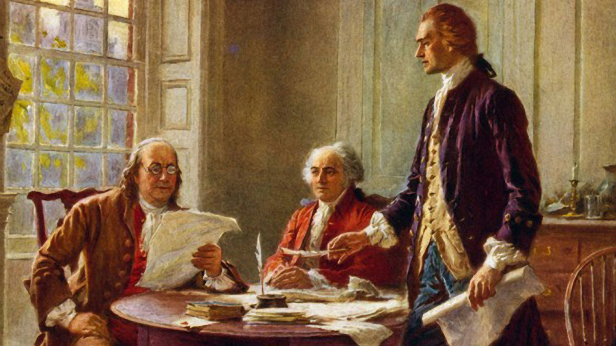 Essay on declaration of independence