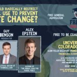 Tonight: Alex Epstein Debates Robert Kennedy Jr. on Fossil Fuels